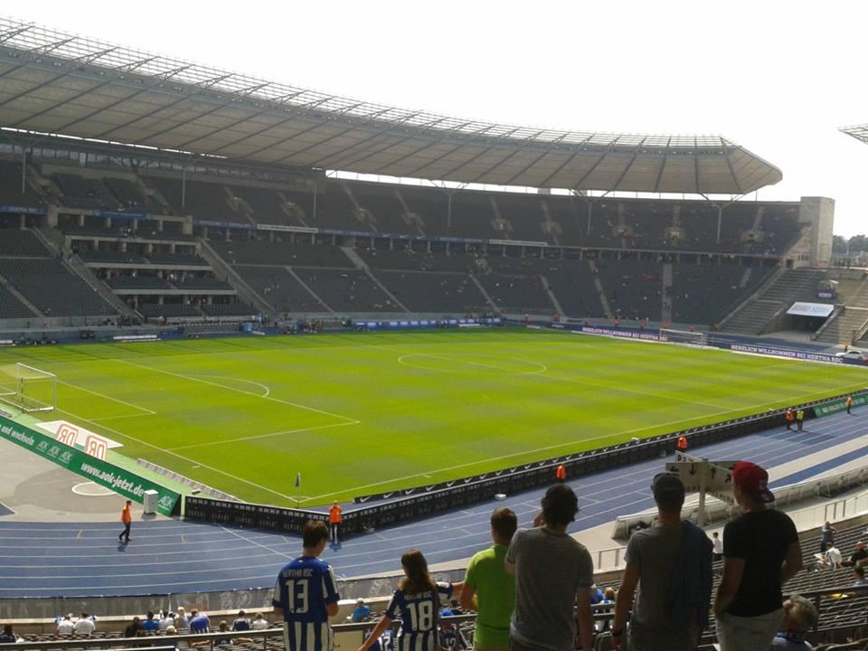 האיצטדיון האולימפי בברלין